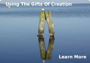 Using The Gifts Of Creation